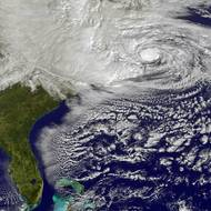 CoSci intern encounters hurricanes, snowstorm