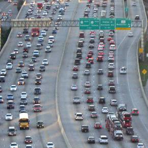 Houston's 610 Loop tops TTI list of state's congested roadways