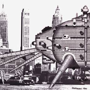 Prof pens chapter on avant-garde design group Archigram for Wiley